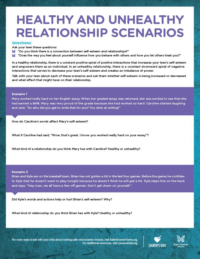 relationshipsScenarios